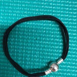 Pandora Fabric Bracelet